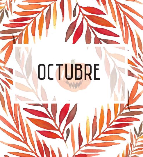 OCTUBRE: NOVEDADES Y LANZAMIENTOS DE #MUEVETULENGUA
