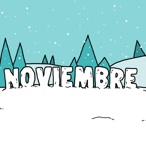 NOVIEMBRE: NOVEDADES Y LANZAMIENTOS DE #MUEVETULENGUA
