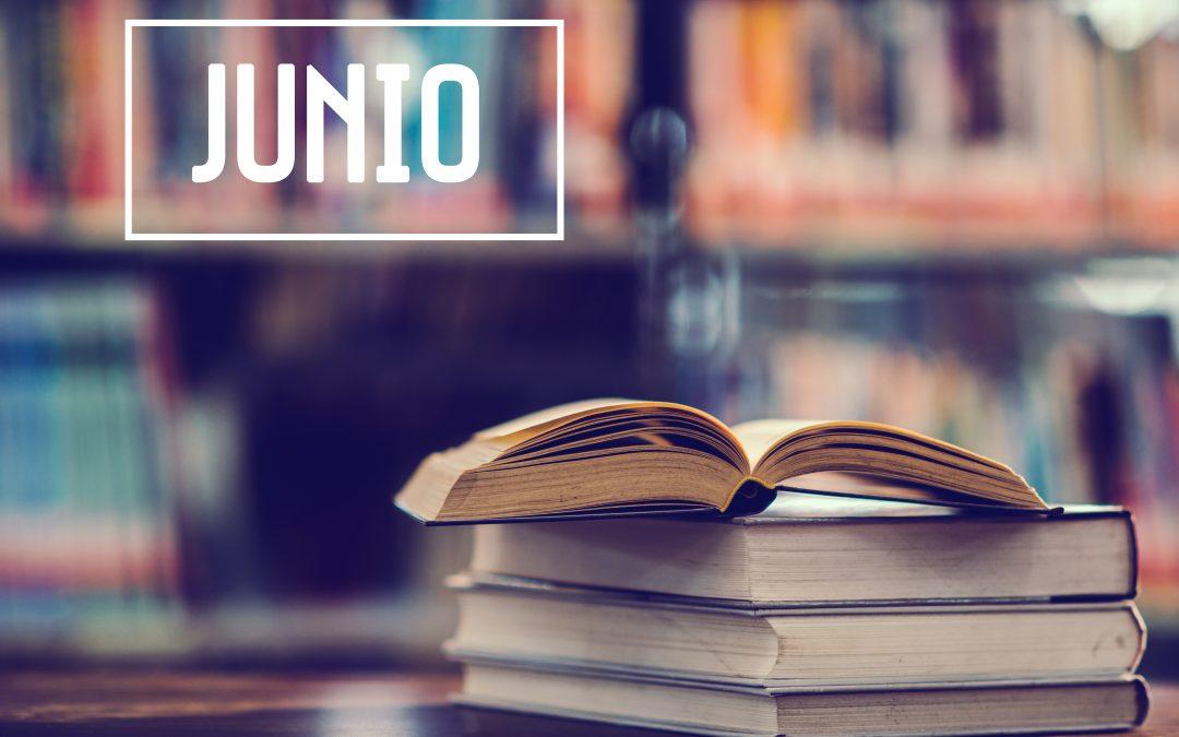 JUNIO: NOVEDADES Y LANZAMIENTOS DE #MUEVETULENGUA